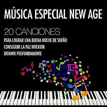 20 Canciones para Lograr una Buena Noche de Sueño - Música Especial New Age para Dormir Profundamente y para Conseguir la Paz Interior, Tranquilidad y Serenidad en la Vida con Sonidos Relajantes de la Naturaleza