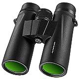 Braoses Binoculars for Adults, 10x42 Binoculars with Low Night Vision,...