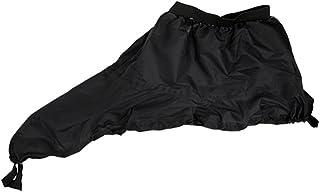 IPOTCH Kajak spraykjol överdrag till däckskydd – slitstark och justerbar – perfekt för utomhuskajakpaddling och paddling –...