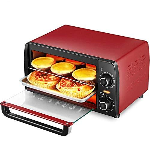 L.TSA Cocina Horno de microondas Horno eléctrico Máquina para Hornear en el hogar Mini pequeño Pan de Pastel multifunción automático