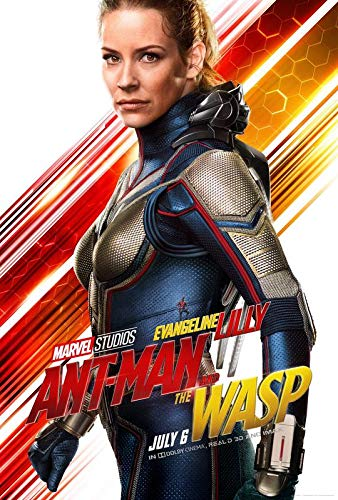 """Empire Merchandising GmbH - Poster """"Ant Man and the Wasp"""", 30 x 43 cm"""
