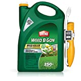 Ortho Weed B Gon Weed Killer for Lawns Ready-To-Use2 with Comfort Wand, 1 gal.