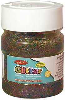 Creative Arts by Charles Leonard Glitter, 4 Ounce Bottle, Multi-Color (41400)