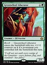 Magic The Gathering - Greenwheel Liberator (108/184) - Aether Revolt