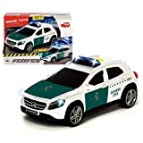 Dickie Toys - Guardia Civil Coche Mercedes Clase A 15 cm - 1152015 (+3 años)