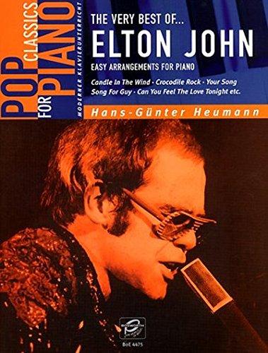 The Very Best Of Elton John: Sammelband für Klavier
