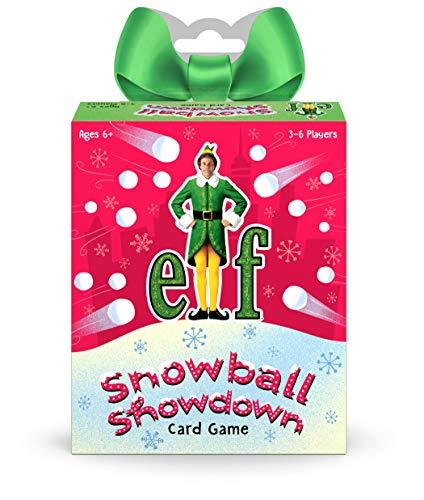 Funko Elf – Snowball Showdown Card Game