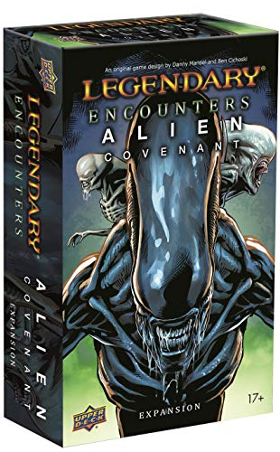 Legendary Encounters: Alien Covenant Expansion