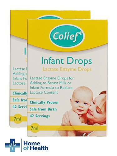 Colief Infant Drops (7ml) - x 2Twin DEAL Pack by Colief