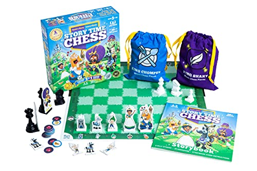 Story Time Chess - 2021 People's …