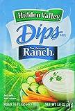 Hidden Valley the Original Ranch Dip Mix, 1 Ounce Packet (Pack of 3)
