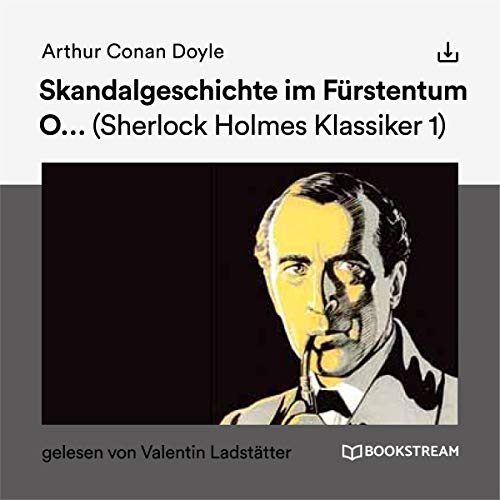 Skandalgeschichte im Fürstentum O... audiobook cover art