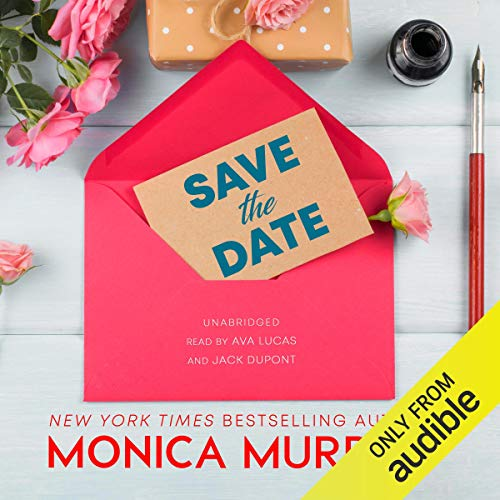 Save the Date audiobook cover art