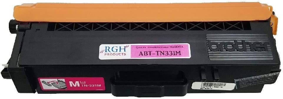 RGH Products Remanufactured Toner Cartridge ABTTN331M Tray Toner Cartridge Compatible Replacement for Brother TN331M Printer