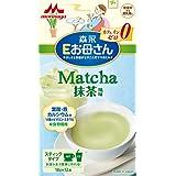 森永 Eお母さん 抹茶風味 18g×12本入【妊娠期~授乳期】 カフェインゼロ 葉酸 鉄 カルシウム