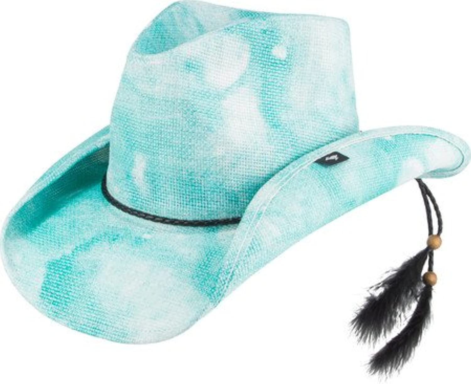 Peter Grimm Ltd Women's Althea Printed Cowgirl Hat  Pgd9685AquO