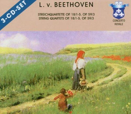 Price comparison product image String Quartets 1-5 Op.18 3 Op.