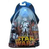 Star Wars ROTS #33 Red Clone Commander
