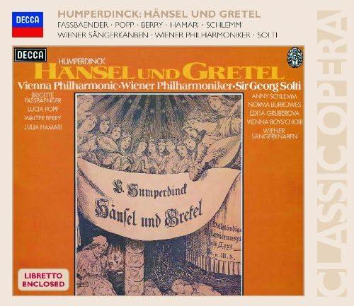 Lucia Popp, Brigitte Fassbaender, Walter Berry, Wiener Philharmoniker & Sir Georg Solti