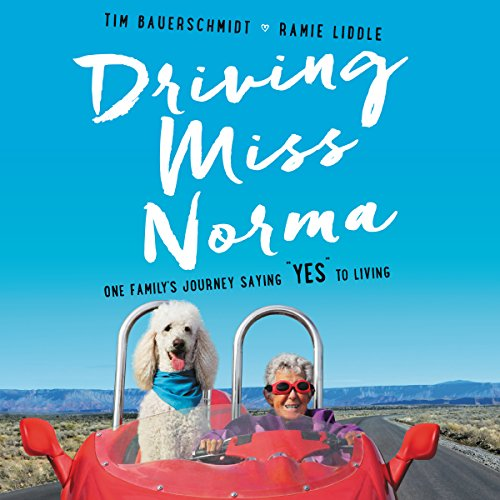 Driving Miss Norma audiobook cover art