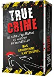 True Crime – 45 schaurige Rätsel zu wahren Kriminalfällen - Greta Dorn