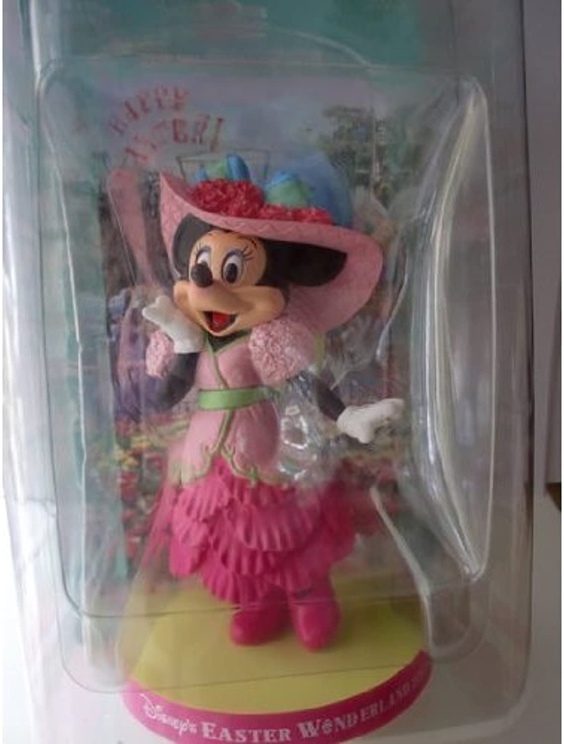 Figure phosphorus [] Minnie Mouse Disney Easter Wonderland 2011 (Japan import   The package and the manual are written in Japanese)