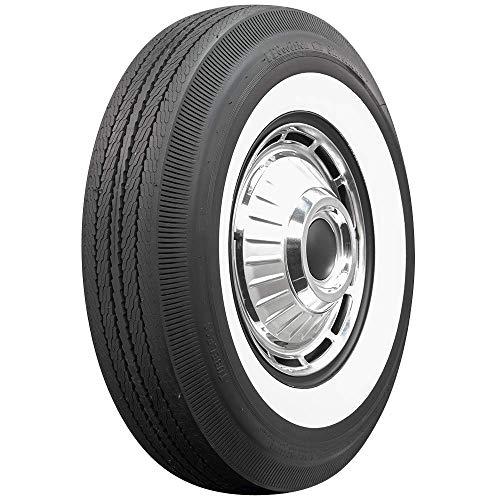 Bfgoodrich 43913 Neumático Con Banda Blanca, 51Mm 6.00/ -13 80P para Turismo, Verano