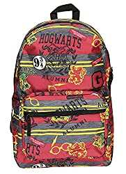 Hogwarts Bag to pack for theme park trip.