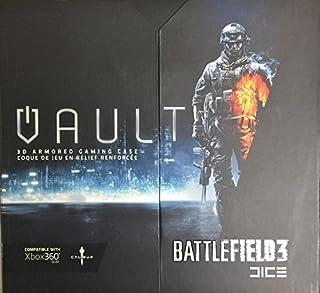Calibur Battlefield 3 Vault 3D Armored Gaming Case for Xbox Slim by Battlefield 3 [並行輸入品]
