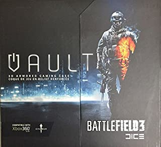 Calibur Battlefield 3 Vault 3D Armored Gaming Case for Xbox Slim by Battlefield 3 [並行輸入品]