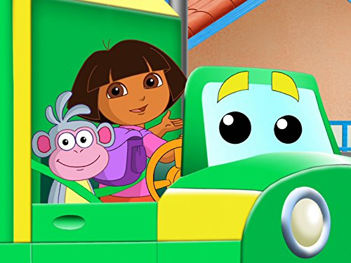 Einsatz für Dora und Little Puppy