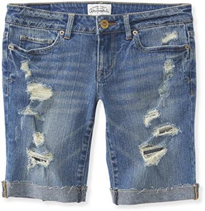 Amazon Com Aeropostale Bermuda Pantalones Cortos Para Mujer Clothing