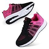 Youecci Zapatillas de Deportivos de Running para Mujer Deportivo de Exterior Interior Gimnasia Ligero Sneakers Fitness...
