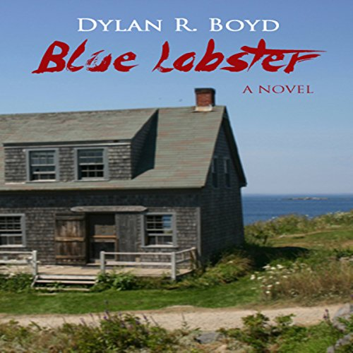 Blue Lobster audiobook cover art