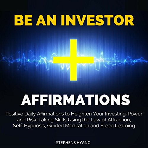 Be an Investor Affirmations  By  cover art