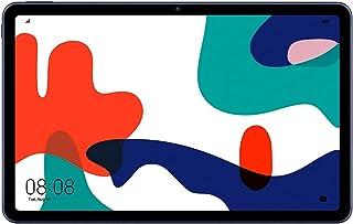 تابلت هواوي ميدياباد - شاشة 10.4 انش، 64 جيجا، 4 جيجا رام، شبكة الجيل الرابع ال تي اي - رمادي ميدنايت