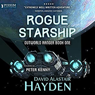 Rogue Starship cover art