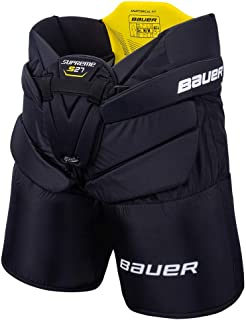 Bauer Supreme S27 Senior Goalie Pants - Black - Small