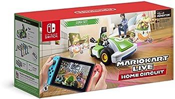 Nintendo Mario Kart Live Home Circuit Nintendo Switch Luigi Set Edition