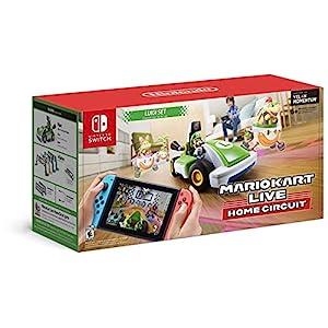 Mario Kart Live: Home Circuit -Luigi Set - Nintendo Switch Luigi Set Edition 51Whs7JqhLL. SS300