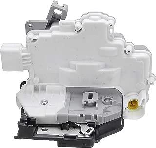 Ensun Door Lock Latch Actuator Front Left Driver Side (9 Pin) for VW Passat B6 AUDI A4 A5 Q5 Q7 TT Replaces 3C1837015A 8J1837015A - coolthings.us