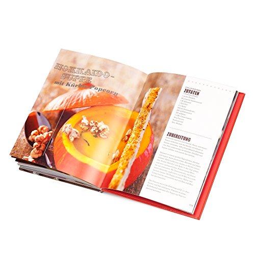Popcornloop Rezeptbuch! 128 Seiten - 6