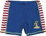 Playshoes Jungen Badeshorts Badeshorty Pirateninsel, UV-Schutz nach Standard 801 und Oeko-Tex Standard 100, Gr. 86 (Herstellergröße: 86/92), Mehrfarbig (original 900)