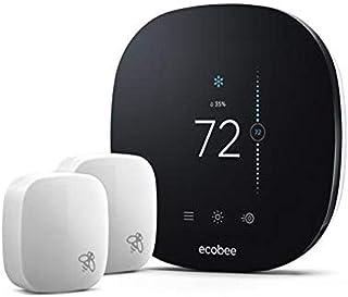 ecobee3 lite ترموستات هوشمند (ترموستات با سنسور 2 اتاق)