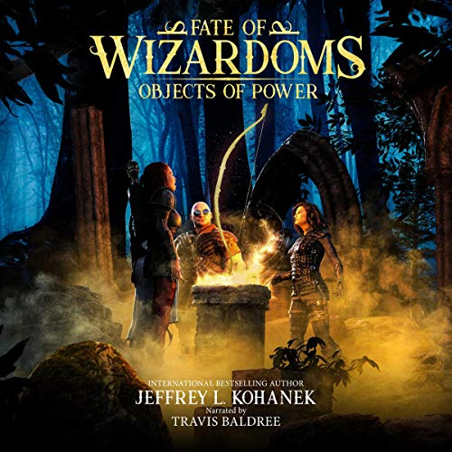 Wizardoms: Objects of Power cover art