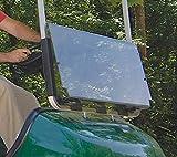 Yamaha G29 Drive CLEAR Golf Cart Windshield