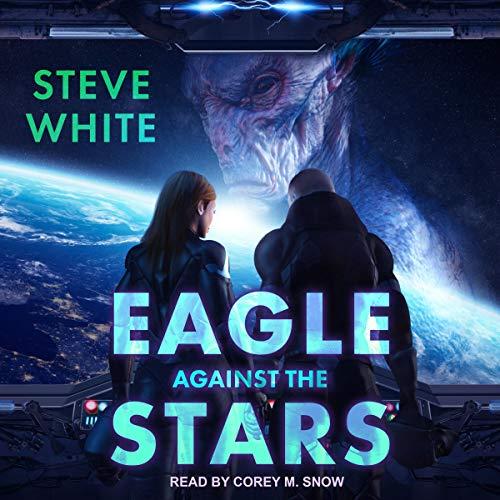 Eagle Against the Stars cover art