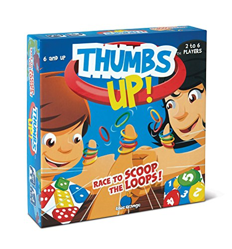 Blue Orange Thumbs Up! Dexterity Game