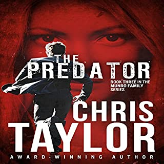 The Predator audiobook cover art
