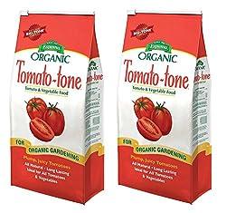 Tomato tone fertilizer.